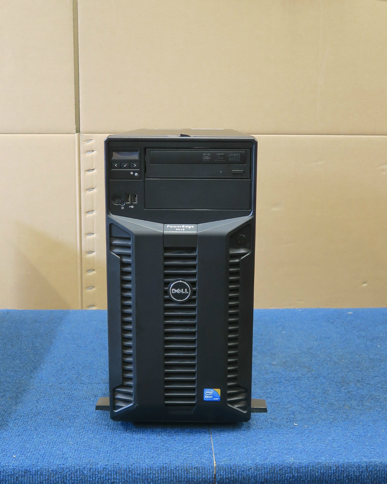 Dell PowerEdge T410 2 x SIX Core XEON X5650 48GB Ram 6 x 2TB H700 Tower  Server